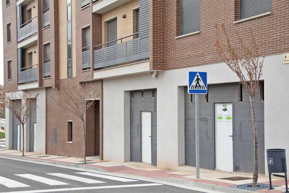 Agg arquitectura locales 24 vpo residencial orlando - Agg arquitectura ...